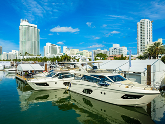 MIAMI YATCH SHOW
